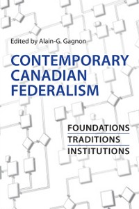 Cover Contemporary Canadian Federalism