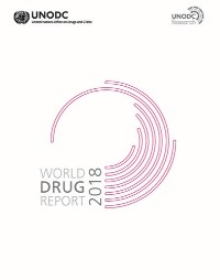 Cover World Drug Report 2018 (Set of 5 Booklets)