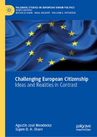 Cover Challenging European Citizenship