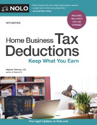 Cover Home Business Tax Deductions