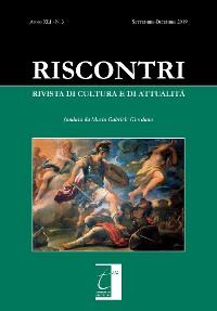Cover Riscontri. Rivista di Cultura e di Attualità