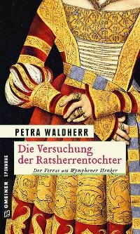 Cover Die Versuchung der Ratsherrentochter