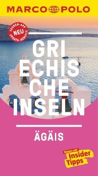 Cover MARCO POLO Reiseführer Griechische Inseln, Ägais