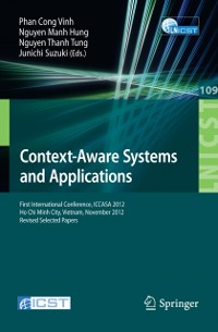 Cover Context-Aware Systems and Applications