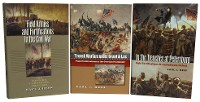 Cover The Earl J. Hess Fortifications Trilogy, Omnibus E-book