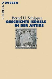 Cover Geschichte Israels in der Antike