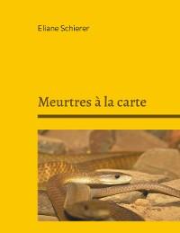 Cover Meurtres à la carte
