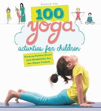 Cover 100 Yoga Activities for Children