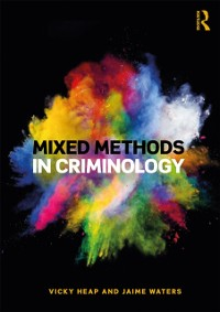 Cover Mixed Methods in Criminology