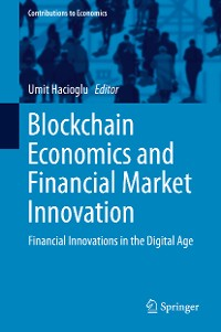 Cover Blockchain Economics and Financial Market Innovation