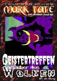 Cover TEUFELSJÄGER 020: Geistertreffen über den Wolken