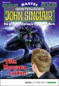 Cover John Sinclair 2115 - Horror-Serie