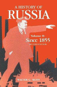 Cover A History Of Russia Volume 2