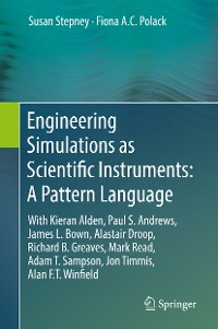 Cover Engineering Simulations as Scientific Instruments: A Pattern Language