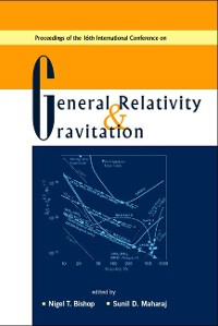 Cover General Relativity And Gravitation, Proceedings Of The 16th International Conference