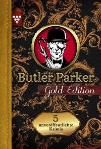 Cover Butler Parker Gold Edition – Kriminalroman