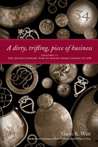 Cover Dirty, Trifling Piece of Business