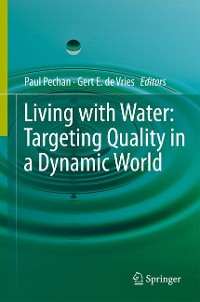 Cover Living with Water