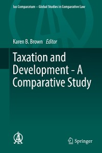 Cover Taxation and Development - A Comparative Study