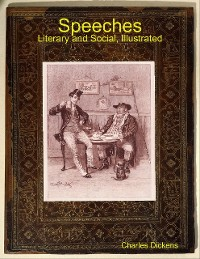 Cover Speeches: Literary and Social, Illustrated
