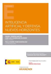 Cover Inteligencia artificial y defensa. Nuevos horizontes