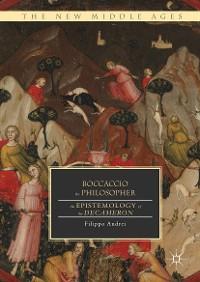 Cover Boccaccio the Philosopher