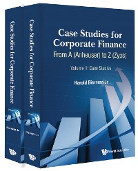 Cover Case Studies for Corporate Finance