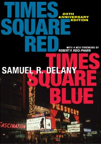 Cover Times Square Red, Times Square Blue 20th Anniversary Edition