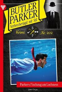 Cover Butler Parker 203 – Kriminalroman
