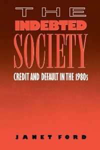 Cover Indebted Society