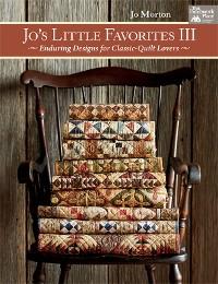 Cover Jo's Little Favorites III
