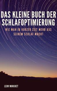 Cover Das kleine Buch der Schlafoptimierung