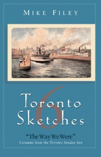 Cover Toronto Sketches 6
