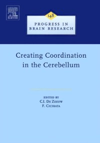 Cover Creating Coordination in the Cerebellum