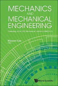 Cover Mechanics And Mechanical Engineering - Proceedings Of The 2015 International Conference (Mme2015)