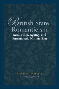 Cover British State Romanticism