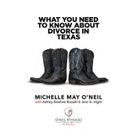 Cover What You Need To Know About Divorce in Texas