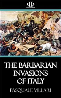 Cover The Barbarian Invasions of Italy
