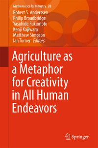 Cover Agriculture as a Metaphor for Creativity in All Human Endeavors