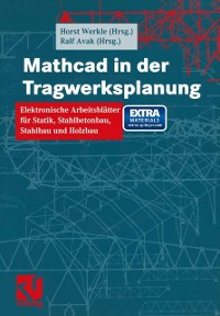 Cover Mathcad in der Tragwerksplanung