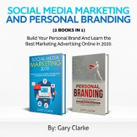 Cover Social Media Marketing and Personal Branding 2 books in 1