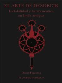 Cover El arte de desdecir