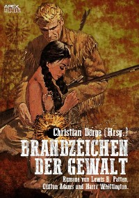 Cover BRANDZEICHEN DER GEWALT