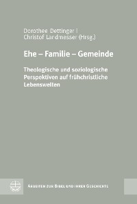 Cover Ehe - Familie - Gemeinde