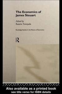 Cover Economics of James Steuart