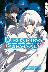 Cover Purgatory Survival - Band 3