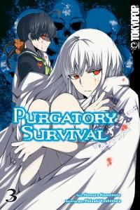 Cover Purgatory Survival - Band 3