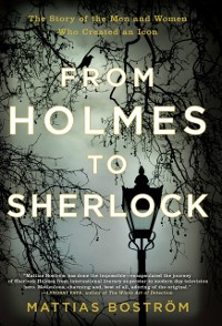 Cover From Holmes to Sherlock