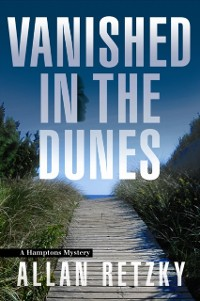 Cover Vanished In The Dunes
