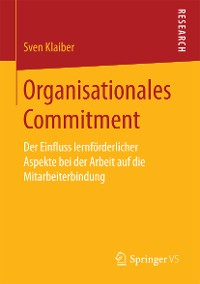 Cover Organisationales Commitment